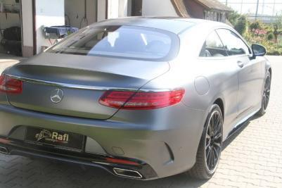 Mercedes S 500 Coupe 1