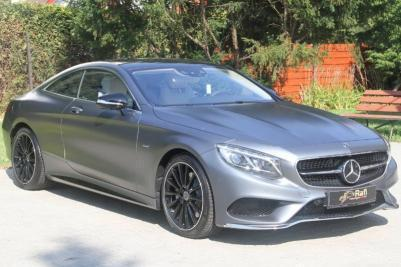 Mercedes S 500 Coupe 2